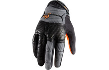Fox Unabomber Glove orange
